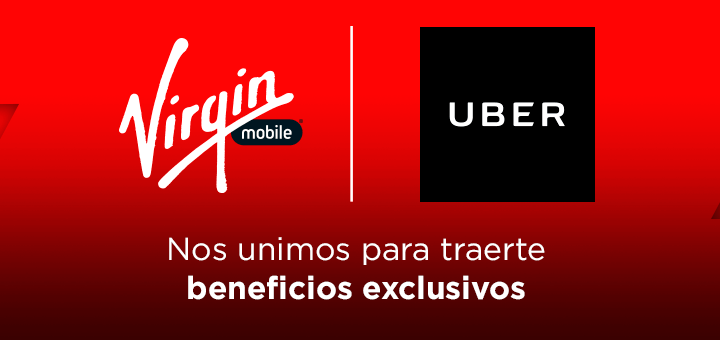 Virgin Mobile México incluye Uber en sus planes de prepago - virgin-mobile-uber