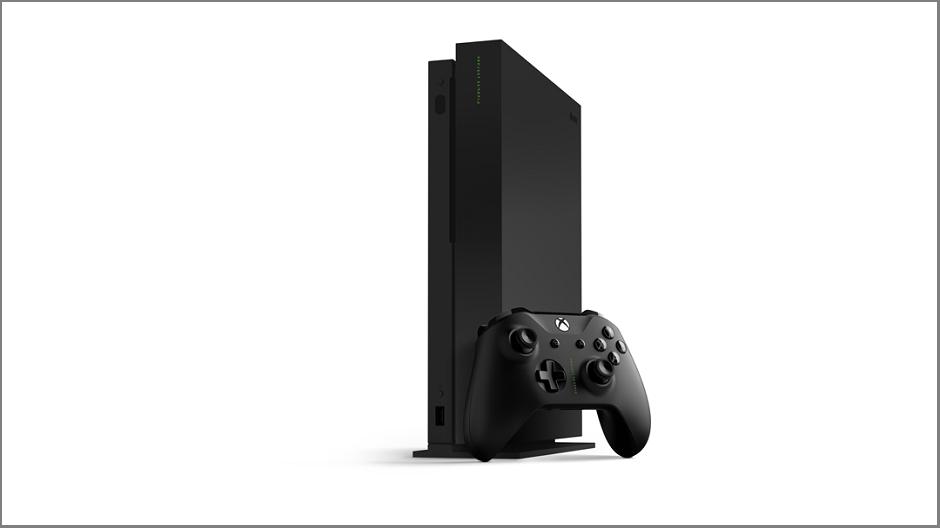 xbox one x projec scorpio edition La Xbox One X es la consola con más pre órdenes en la historia de la familia Xbox