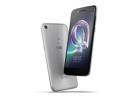 Alcatel presenta sus smartphones IDOL 5