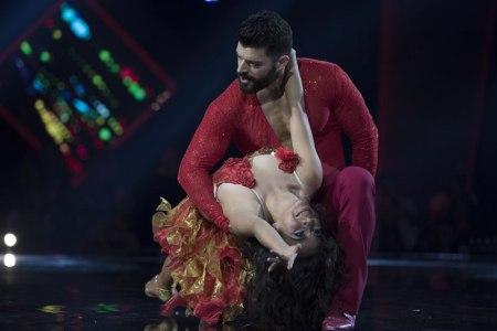 Bailando por un sueño 2017: Así fue la primera gala - bailando-por-un-sueno-2017-4-adrian-di-monte-y-montserrat-yescas