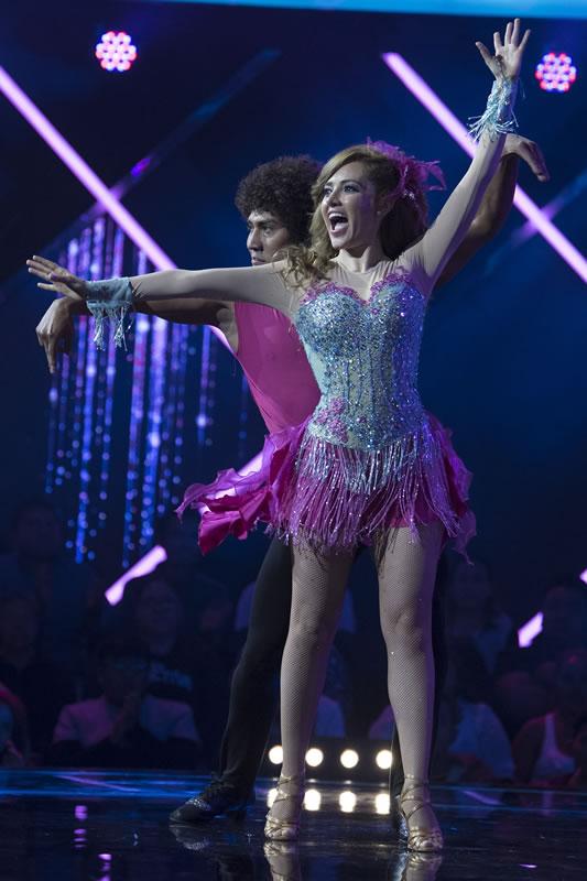 Bailando por un sueño 2017: Así fue la primera gala - bailando-por-un-sueno-2017-5-jolette-y-adrian-cavero