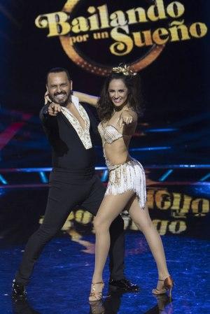 Bailando por un sueño 2017: Así fue la primera gala - bailando-por-un-sueno-2017-6-carlos-sarabia-y-jimena-villegas