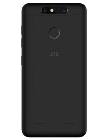 ZTE presenta el nuevo Blade V8 mini en México - blade-v8-mini-negro-back