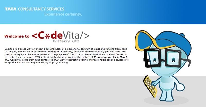 Ya puedes inscribirte al CodeVita 2017, el Concurso Mundial de Programación de TCS - codevita-2017