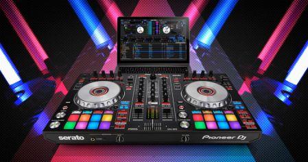Controlador DDJ-SR2, nuevo controlador portátil compatible con Serato DJ