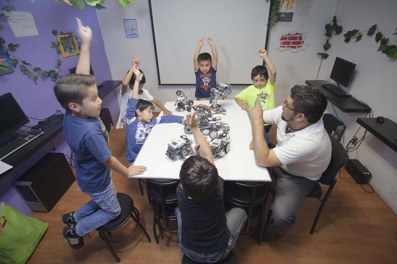 cursos ninos ciencia tecnologia Cursos para niños que impulsan la ciencia y tecnología