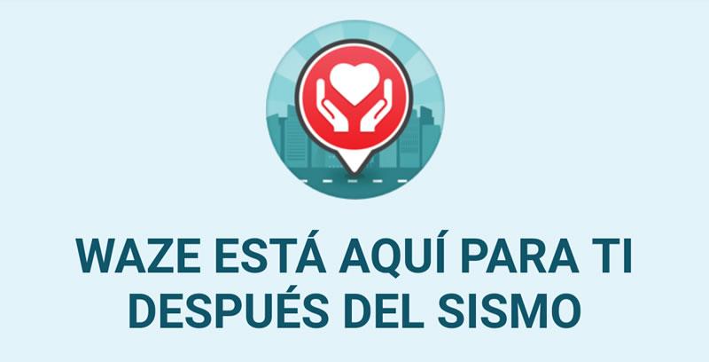 earthquake mexico city1 Encuentra ayuda y evita las zonas afectadas por el sismo con Waze