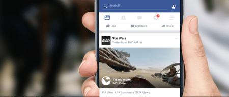 Facebook invertirá hasta 1 billón de dolares en crear contenido de vídeo propio