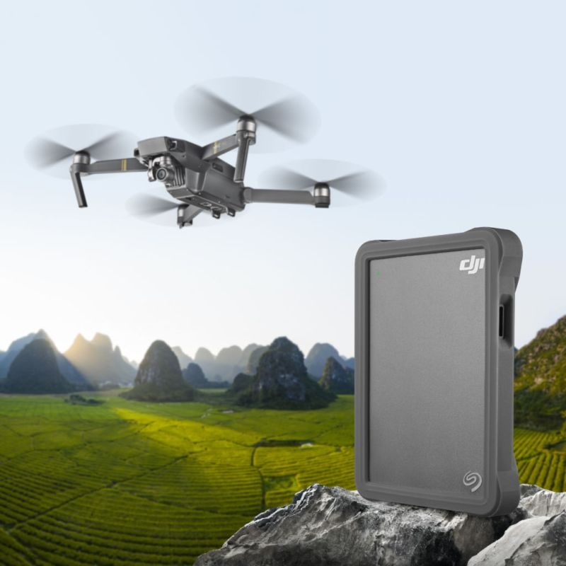 Seagate presenta el nuevo DJI Fly Drive - fly-drive_render_-800x800