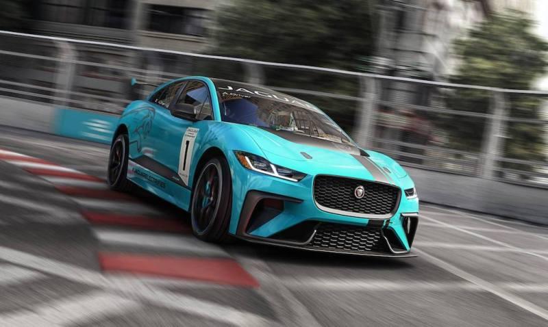 formula e y jaguar 1 800x478 Formula E y Jaguar anuncian serial de soporte totalmente eléctrico