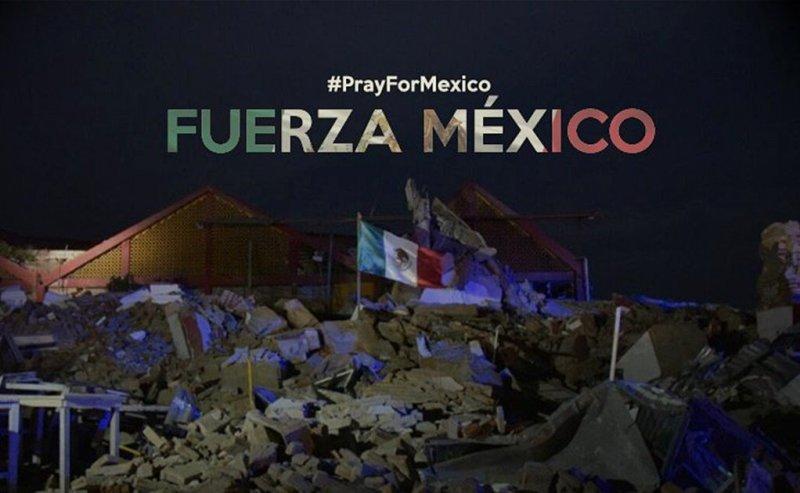 Las empresas de tecnología que han apoyado a las víctimas del terremoto en México - fuerza_mexico_sismo-800x493