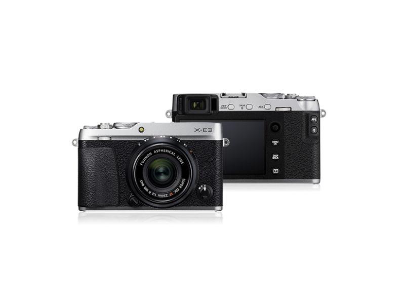 Fujifilm lanza su primera cámara con Bluetooth: Fujifilm X-E3 - fujifilm-x-e3-800x586