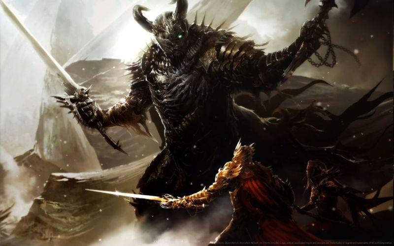 ¿Sabes que es Guild Wars? ¡Conoce más de la exitosa serie de juegos de rol multijugador en línea! - guild-wars-800x500