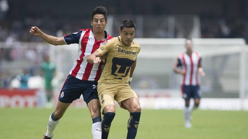 A qué hora y dónde ver a Chivas vs Pumas; J9 A2017 - hora-chivas-vs-pumas-j9-apertura-2017