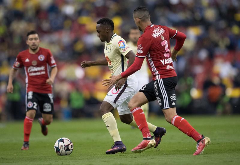 A qué hora juega América vs Tijuana y cómo verlo en la J9 del Apertura 2017 - horario-america-vs-tijuana-j9-apertura-2017