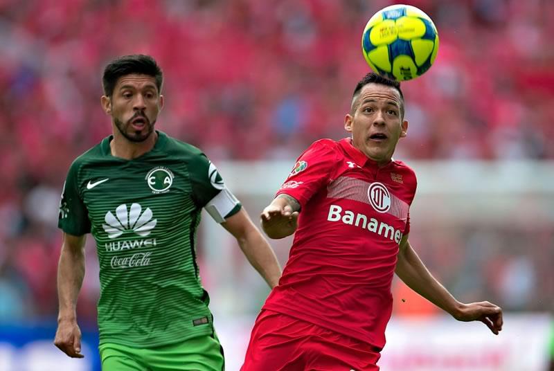América vence al Toluca y recupera subliderato del Apertura