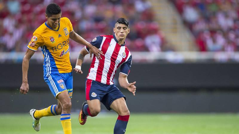 Horario de Chivas vs Tigres en la Jornada 12 del A2017 y cómo verlo - horario-chivas-vs-tigres-j12-apertura-2017