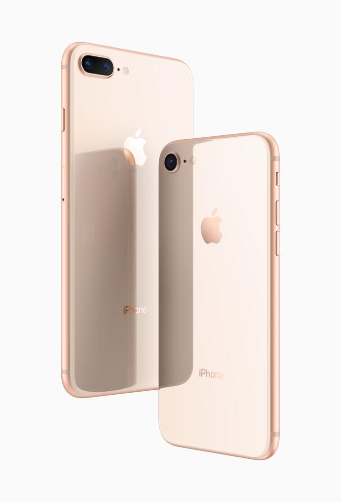 iPhone 8 y iPhone 8 Plus llegan a Movistar México - iphone-8-iphone-8-plus-movistar