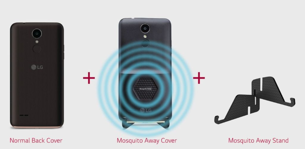 LG presenta un smartphone con repelente ultrasónico de mosquitos - k7i-package