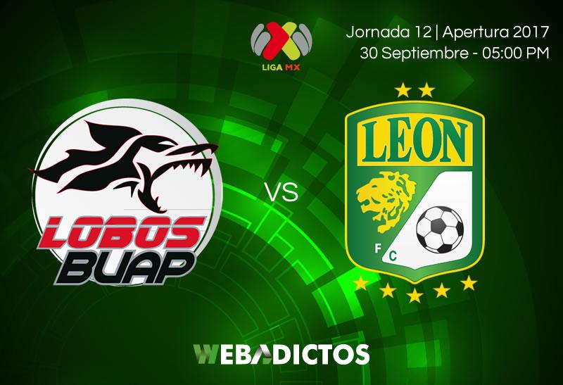 Lobos BUAP vs León, Jornada 12 Apertura 2017 | Resultado: 0-3 - lobos-buap-vs-leon-j12-apertura-2017-800x547