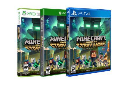 Minecraft Story Mode 2 llega el 19 de Septiembre