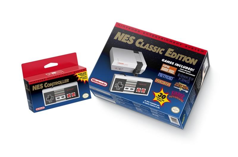 NES Classic Edition volverá a venderse en 2018 - nes-classic-edition-regresa-2018