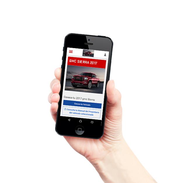 Nueva plataforma web de GM de México para clientes Chevrolet, Buick, GMC y Cadillac - plataforma-web-gm
