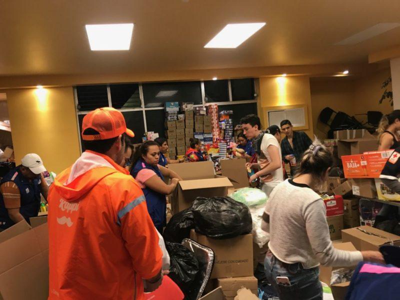 Rappitenderos se unen para ayudar a los afectados por el sismo - rappitenderos_1jpg-e1506718459358-800x600