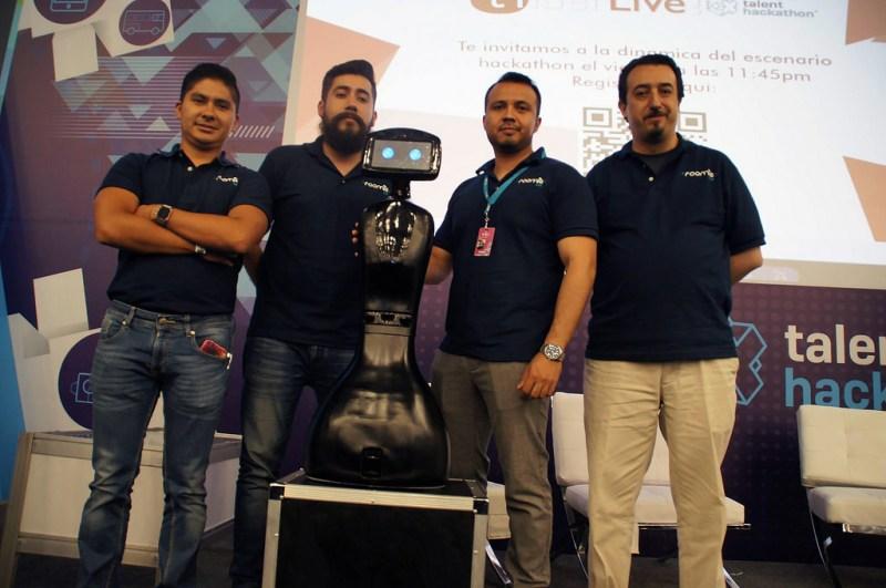 RoomieBot: crean el primer robot mexicano asistente en el hogar - roomiebot_9-800x531