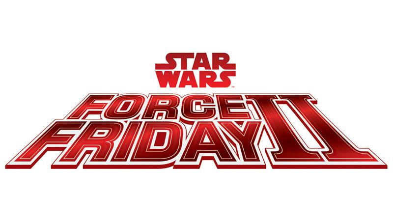 Descuentos en Amazon por el Force Friday II ¡Atención fans de Star Wars! - star-wars-force-friday-ii