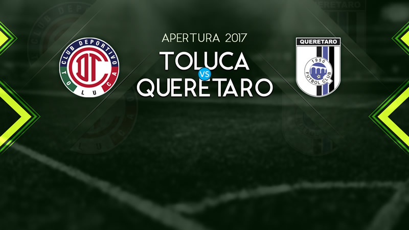 Toluca vs Querétaro, J9 de Liga MX Apertura 2017 | Resultado: 3-2 - toluca-vs-queretaro-apertura-2017-televisa-deportes