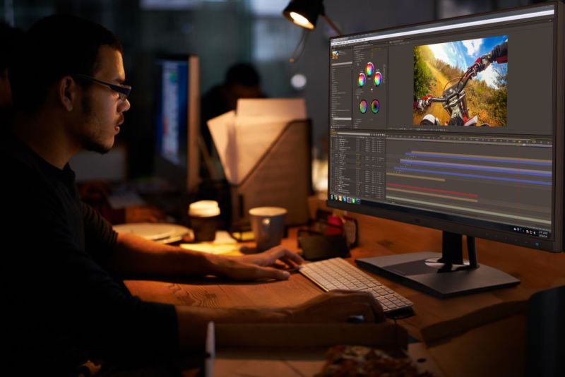 vp2785 4k video viewsonic 800x534 ViewSonic presenta monitor 4K para fotógrafos con certificación Fogra