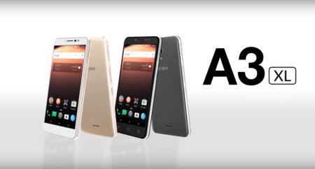 A3 XL de Alcatel, con gran pantalla HD de 6″ ¡Llega a México!