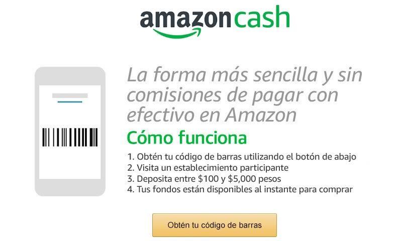 Pagar con efectivo en Amazon México ¡Ya es posible! - amazon-cash-amazon-con-efectivo-800x480