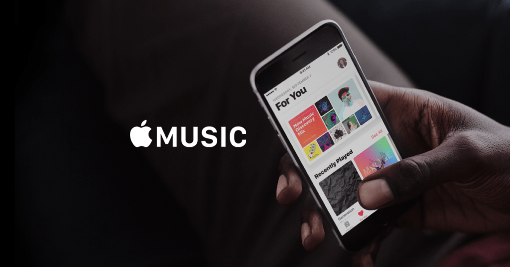 Apple Music ahora disponible dentro de Facebook Messenger - apple-music-hero