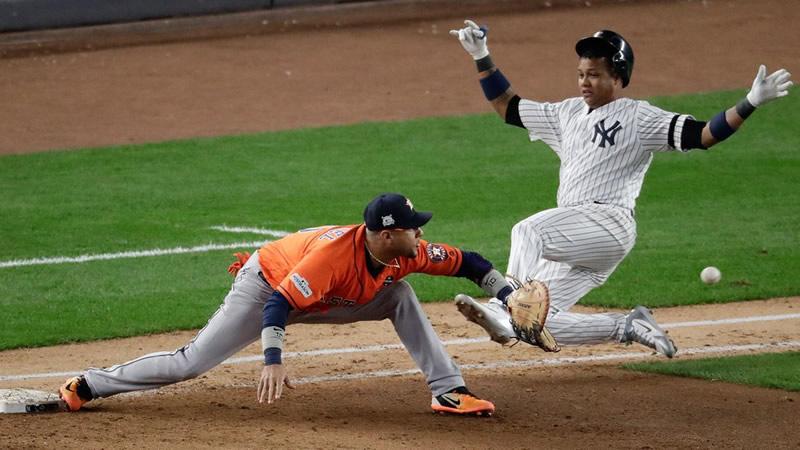 Astros vs Yankees, Juego 5 Serie de Campeonato 2017 | Resultado: 0-5 - astros-vs-yankees-juego-5-alcs-2017-800x450