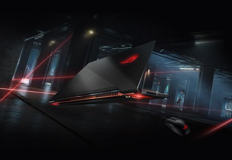 ASUS presenta nueva línea de Laptops: ZenBook & Republic of Gamers - asus-rog-gx501-zephyrus-800x552