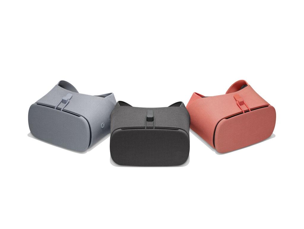 daydream Google demuestra que también puede ser una empresa de hardware con sus nuevos dispositivos