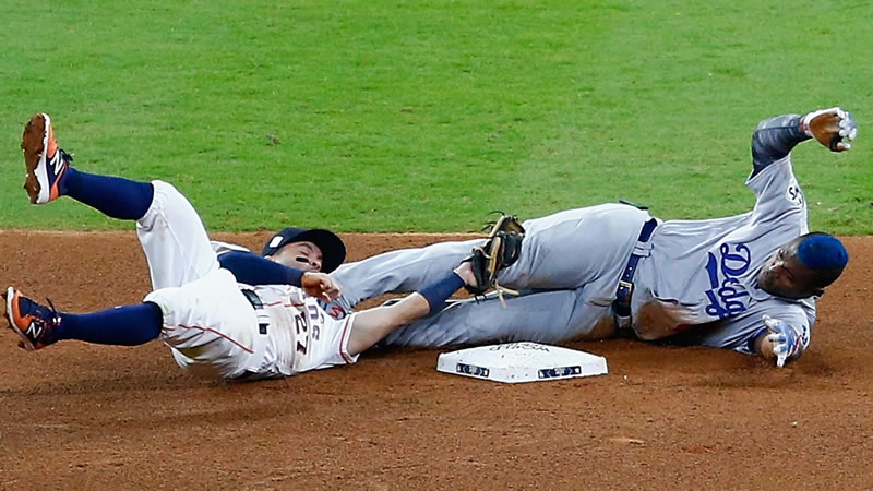 Dodgers vs Astros: Juego 4 Serie Mundial 2017 MLB ¡En vivo por internet! - dodgers-vs-astros-juego-4-serie-mundial-2017-800x450