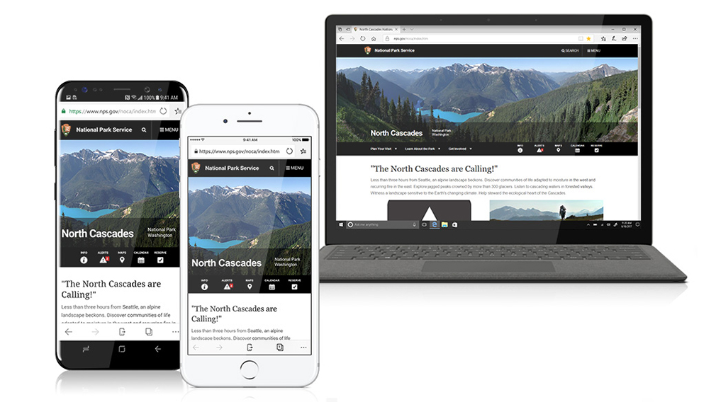 edge mobile and pc Microsoft Edge llega a smartphones Android y iOS en forma de beta
