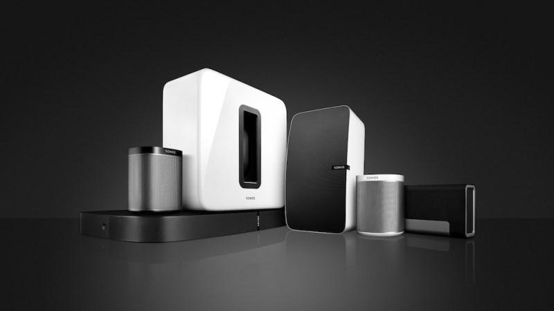 familia sonos 800x450 El sonido inalámbrico de Sonos armoniza en los espacios de la Design House 2017