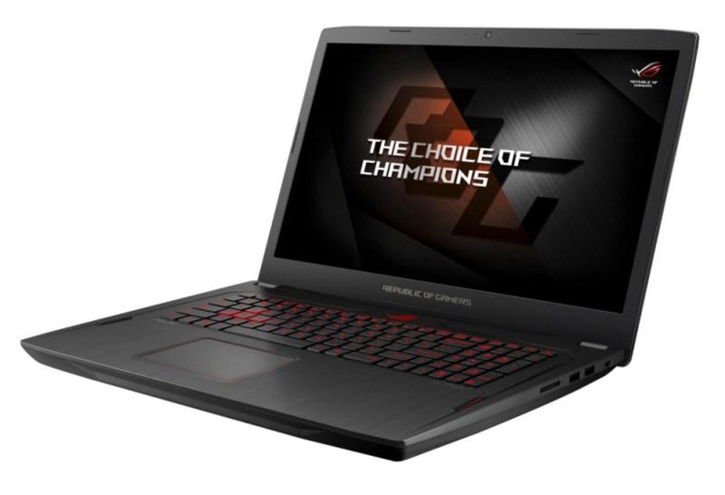 Primera computadora de gaming alimentada por el procesador AMD Ryzen - gl702zc_ryzen-laptop-800x546