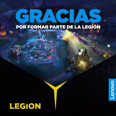 Finalistas Heroes of the Storm Legion Championship