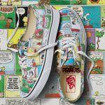 Colección Vans x Peanuts celebra las originales ilustraciones del comic de Charles M. Schulz - ho17_classics_peanuts_elevated_vn0a38emqq2_uaauthentic_comicsblacktruewhite