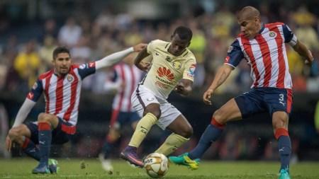 Horario América vs Chivas y cómo verlo; Clásico en la J10 del A2017