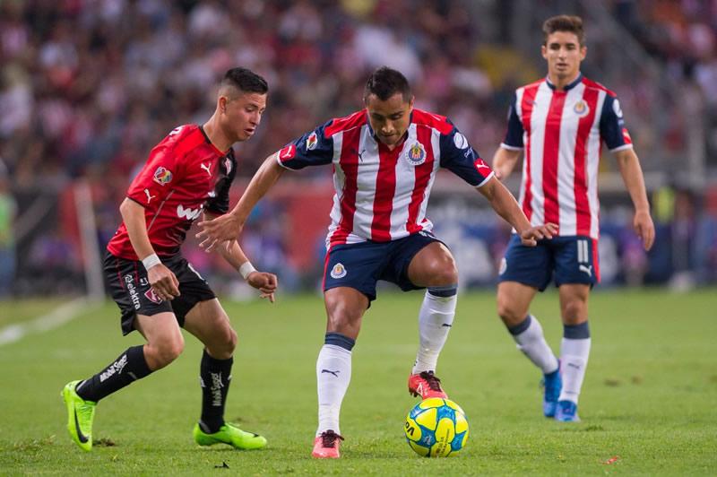 Chivas derrota 1-0 a Atlas, Rafa Márquez no jugó