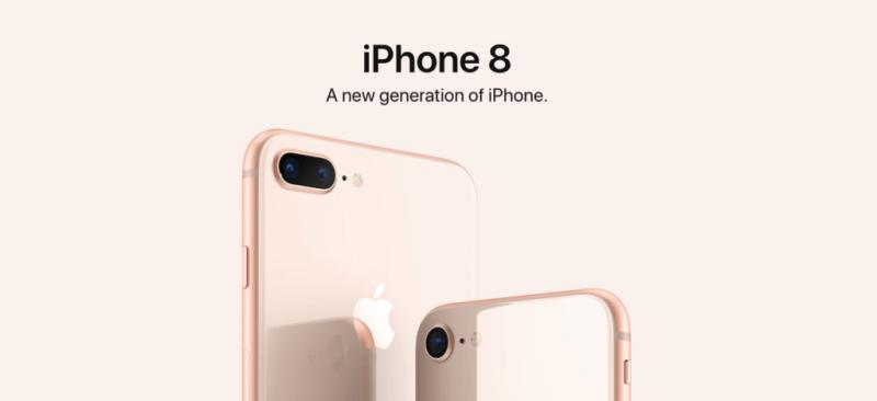 Obtén tu iPhone 8 en 24 horas en Linio México - iphone-8-800x366
