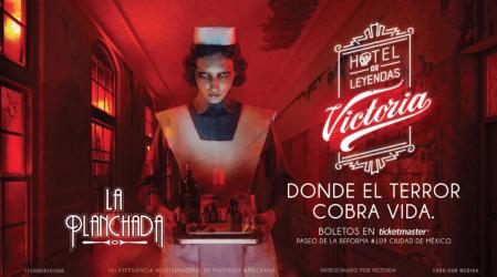 Segunda temporada Hotel de Leyendas Victoria con nuevas escalofriantes historias
