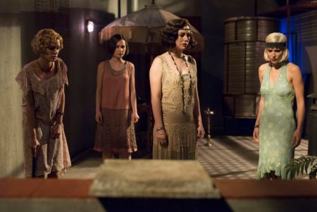 Las primeras imágenes de Las chicas del cable de Netflix en su segunda temporada
