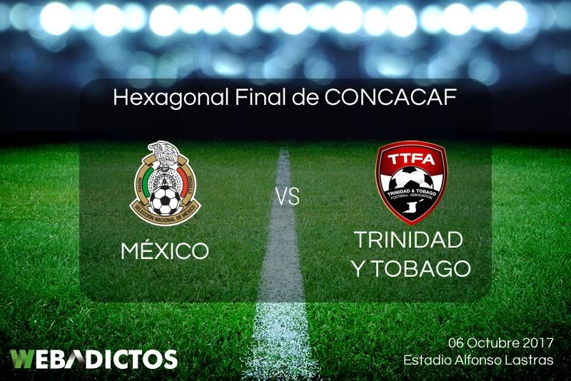 mexico vs trinidad y tobago 2017 800x534 México vs Trinidad y Tobago, Hexagonal 2017 | Resultado: 3 1